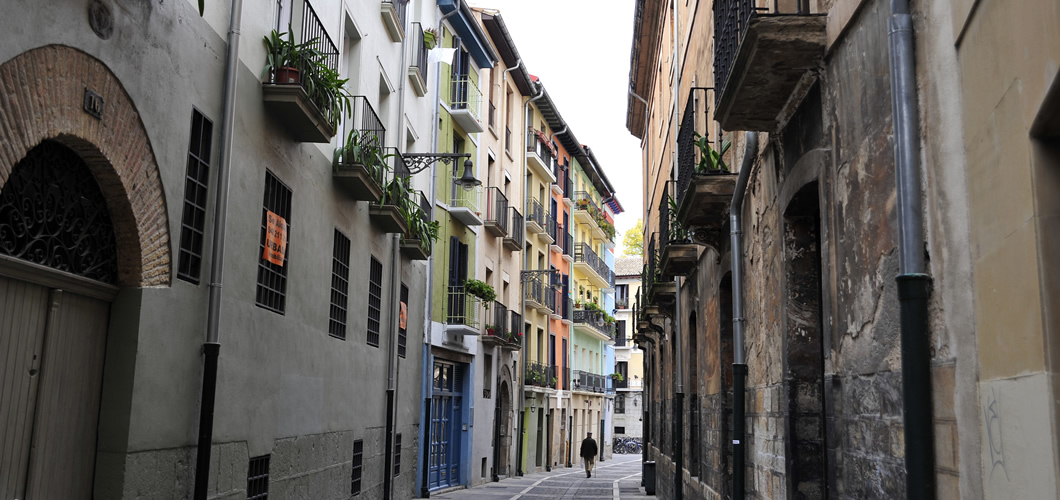Visit Pamplona with Spain Seven Degrees