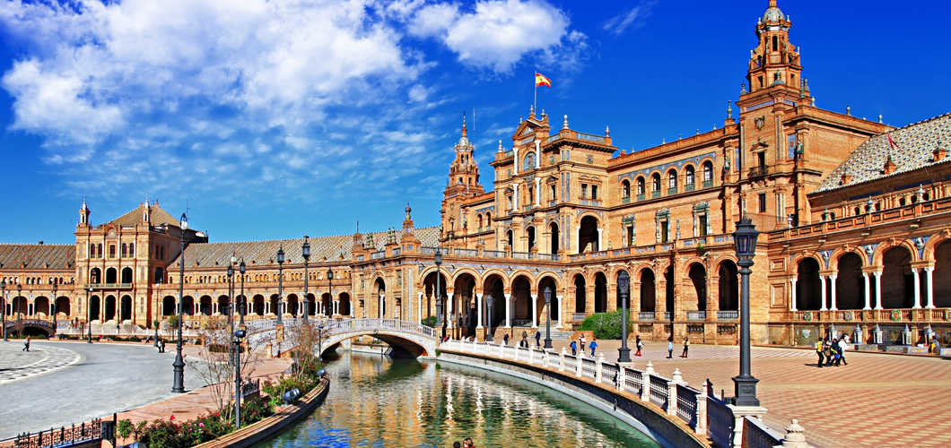 Visit Sevilla with Spain Seven Degrees